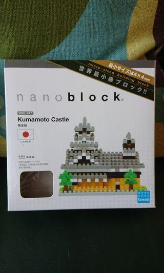 Nanoblock NBH-047