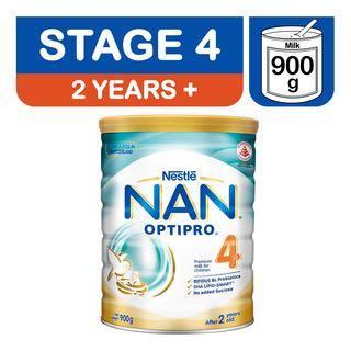 Nestle Nan Optipro Kid Children Milk Formula - Stage 4