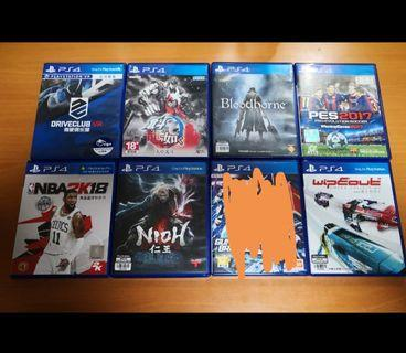 PS4 Game PS4 遊戲