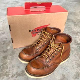 🚚 Red Wing Shoe 875