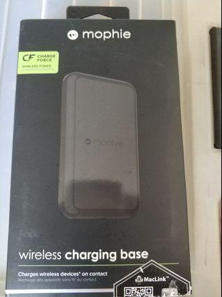 Mophie wireless charge