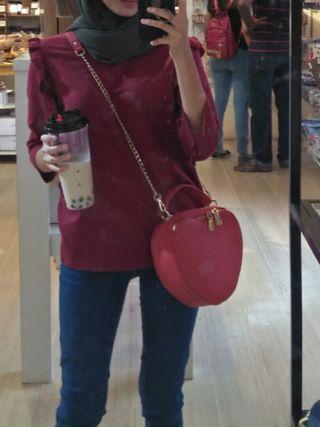 #GayaRaya handbag