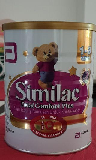 Similac Total Comfort Plus Stage 3 (1-3 yrs old)