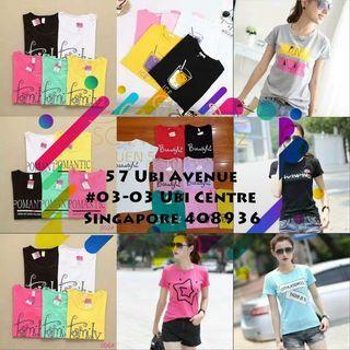 Wholesales Tshirts Bundle