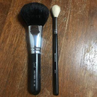 Sigma & Morphe Brushes