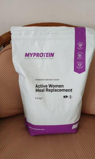 Active Woman Meal Replacement