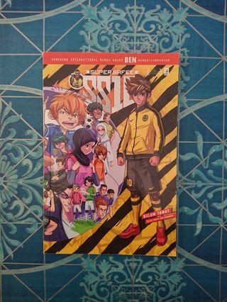 Komik (Super Safee) SS10 : Belum Tamat