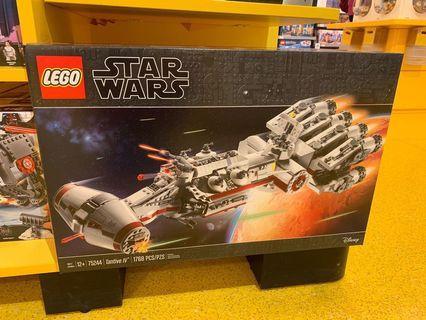 LEGO 75244 TANTIVE VI / Starwars / LEGO / Star Wars / not Darth