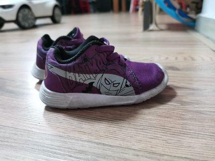 Puma Batman Kids Purple