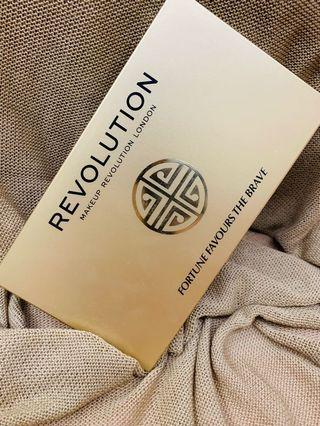 Revolution Fortune Favours The Brave with Britishbeautyblogger