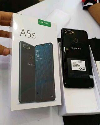 Oppo A5S Black