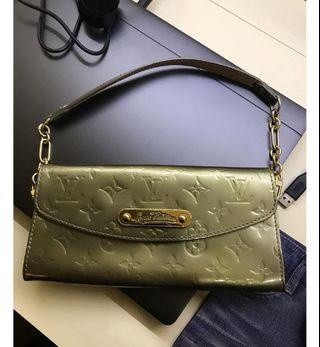 Authentic LV patent leather bag