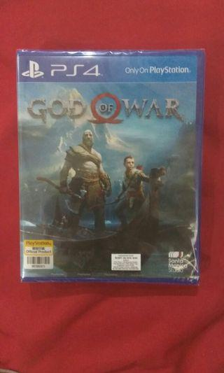 [NEW] God of War (eng) PS4 Game