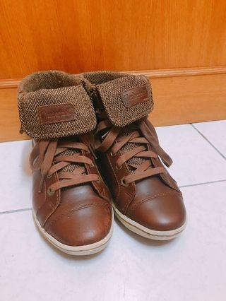 🚚 timberland高筒平底鞋
