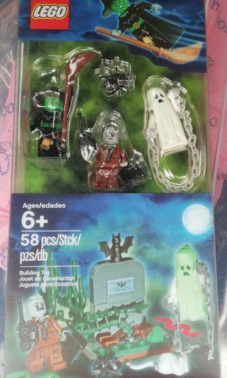 Lego樂高monster hunter series 系列 extra additional 附加角色人仔!