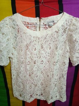 Baju Atasan Forever21