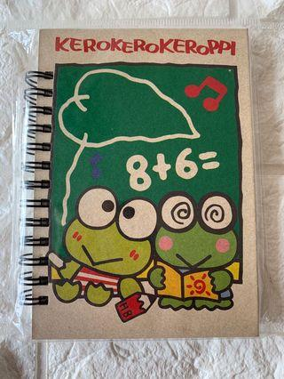 KEROKEROKEROPPI Notebook