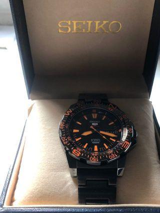 限量版SEIKO錶