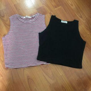 🚚 cropped tank tops