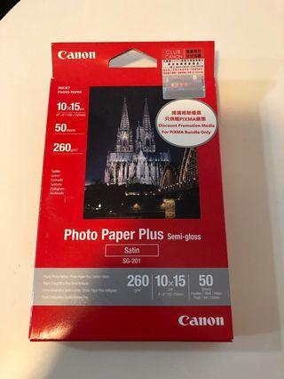 Canon photo paper plus 只限九龍灣港鐵站交收