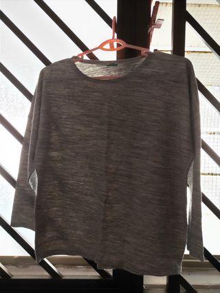 Grey Long Sleeve (Pre-loved)