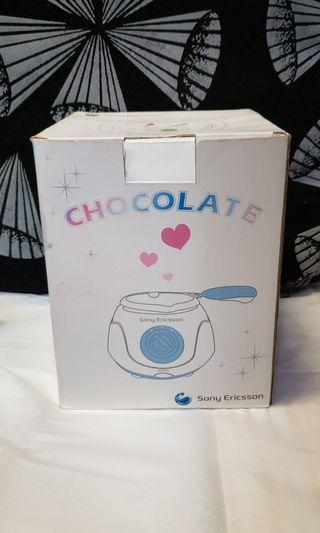 Sony Ericsson Chocolate Melting Pot 朱古力熱熔器