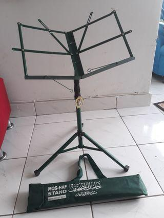 Al Quran Karim Adjustable holder..