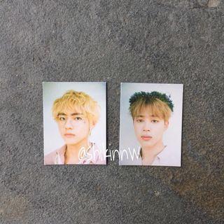 BTS Seasons Greating 2019 ID Photo