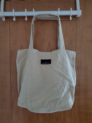 韓國 學生 環保袋 布袋 tote bag