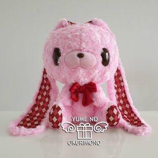 Chax GP #513 - All Purpose Bunny - Type Argyle - Argyle Pink