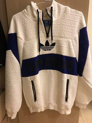 🚚 Adidas pullover外套