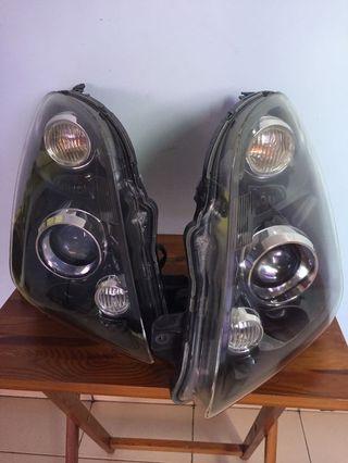 Mega option headlights zc31