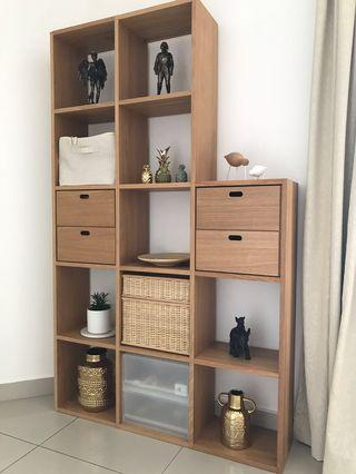 Muji Stackable Shelves