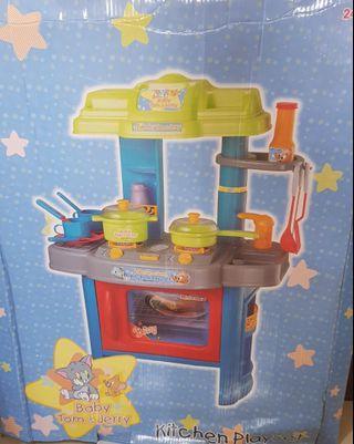 Baby Tom & Jerry Kitchen Playset