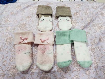 3 ps Kaos Kaki Bayi H&M