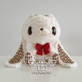 Chax GP #513 - All Purpose Bunny - Type Argyle - Argyle White