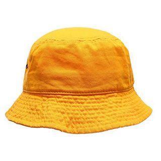🚚 Yellow Bucket Hat