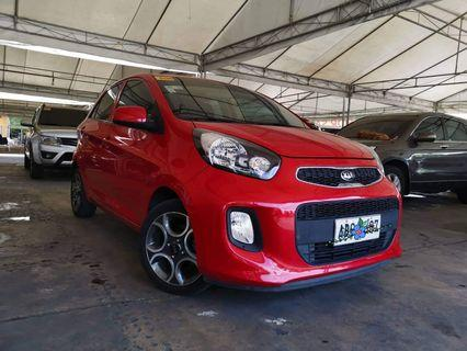 Special Offer 2015 Kia Picanto EX 1.2L A/T Top of the Line only P66,400 DP (1st come 1st serve)