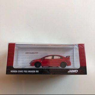 Inno64 Honda Civic FD 2 mugen RR