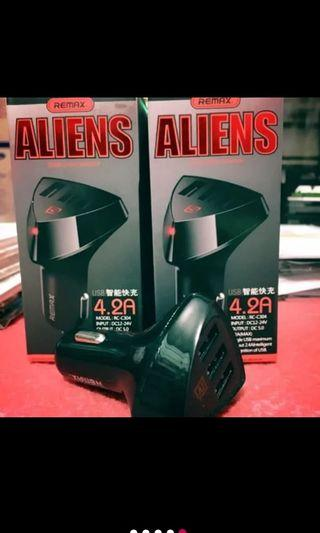 Charger Car Remax Aliens