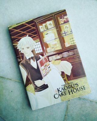 KOMIK KAORU'S CAKE HOUSE