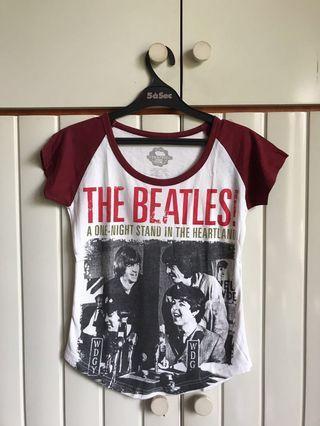 The Beatles Maroon