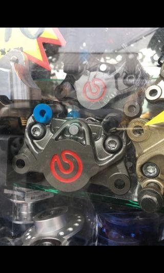 Brembo caliper for front disc