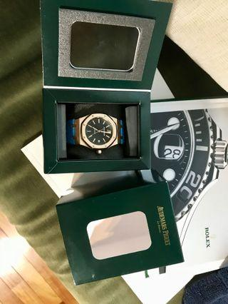 Audemars Piguet service box full set double box AP Authentic Royal Oaks