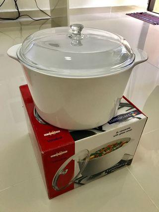 Luminarc 5L casserole