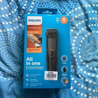 Phillips 6-in-1 trimmer