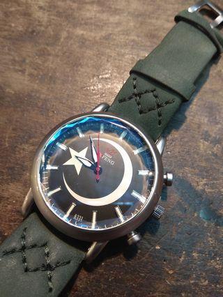 🚚 XFENG男士造型錶