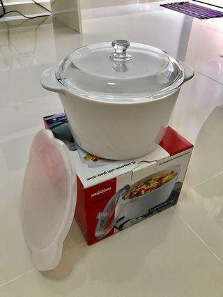 Luminarc 3L casserole