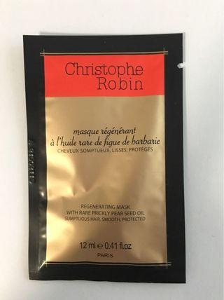 Christophe Robin Regenerating Mask 12ml