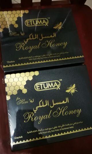 Royal Honey: Madu Asli untuk lelaki